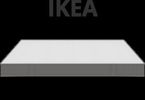 Materasso IKEA Morgedal